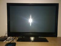Phillips 42 inch flatscreen plasma TV -- MUST GO!