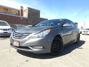 2012 Hyundai Sonata Limited-LOW KM'S AND ACCIDENT FREE!!!