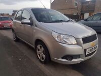 2010 CHEVROLET aveo 1.2..5 door..long mot..
