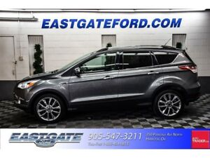 2014 Ford Escape SE with Chrome Pkg