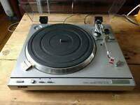 Vintage Sony PS T33 Direct drive Turntable.
