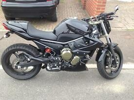 Mint condition xj6oo naked