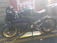YAMAHA YZF 125cc in very Good Condition