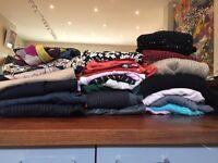 Zara, Gresham Blake, French Connection, Gap, Whistles etc clothes bundle