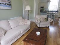 For Lease, Well Presented, Furnished, Self Contained, Two Bed, 1st Floor flat, Dee Street, Aberdeen.