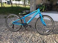 "Merida kids mountain bike 24"" wheel"
