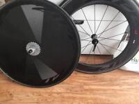 Zipp tt wheel-set