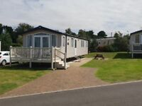 *PRIVATE SALE* BEAUTIFUL CARAVAN FOR SALE-DECKING AND INVENTORY INCLUDED-SITED ON SEASIDE LOCATION