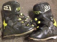 TCX Pro 2.1 motocross MX boots
