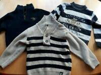 4-5 years boys jumpers