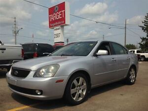 2007 Kia Magentis LX-V6 w/Luxury Pkg London Ontario image 9