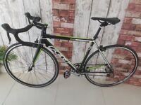 2014 Felt F95. Road Bike. RRP £600. Excellent Condition. 54cm Frame. Carbon Forks
