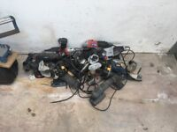 Various Power Tools Battery or 240v