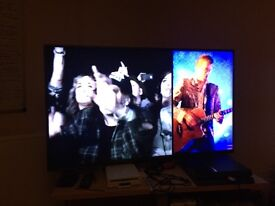 49in LG TV. Perfect condition - Belfast freeview built in and tuned