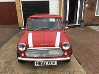 Rover Mini City E 998cc Automatic