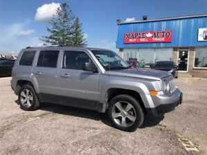 2016 Jeep Patriot High Altitude |AWD/NAVIGATION | LEATHER | MOON