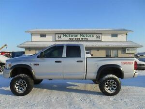 2008 Dodge Ram 2500 SLT Diesel Lifted