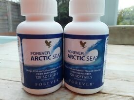 Forever Arctic Sea Softgel Capsules