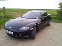 Mazda RX8 - Black