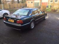 BMW 728i £1375 ono