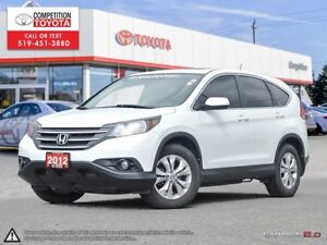 2012 Honda CR-V EX One Owner, No Accidents