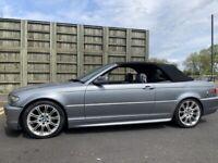 BMW E46 318ci, Petrol M-Sport Convertible, 2004 Full Service History ULEZ Exempt 2 Keys