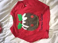 Bundle Xmas jumpers & tops NEXT : aged 18-24 months & 2-3 years
