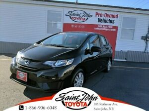 2015 Honda Fit LX, Heated Seats, Backup Cam