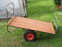 "Garden Trolley 5ftx2ft 4"""