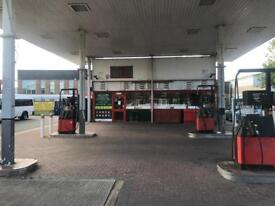 ***Petrol Station For Rent***