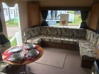 ***WOW AMAZING STATIC CARAVAN FOR SALE WITH RATES AND INSURANCE INCLUDED AND THIS YEARS SITE FEES***