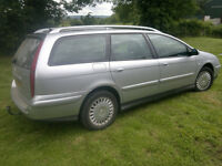 Citroen C5 2.2 Hdi estate Breaking for parts