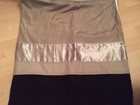 """Next lined curtains 66""""x72"""" approx"""