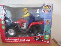 ELC radio control quad bike, brand new in box, suit 5-8 yrs