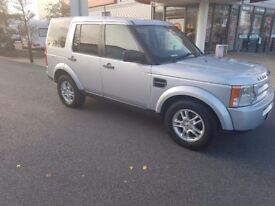 Land Rover Discovery 2.7 TDV6 2009