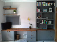 Look no more!! Bespoke furniture, carpentry services small or big, I'm your carpenter
