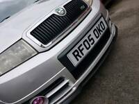 SKODA FABIA VRS 2005 1.9TDI A STUNNING WELL LOOKED AFTER EXAMPLE!