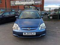 Honda Civic 1.4 i SE 5dr,AUTOMATIC, 2 KEYS,