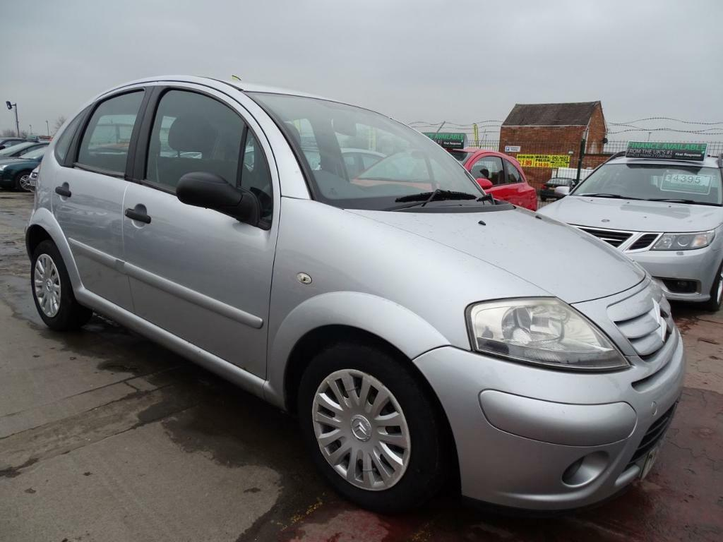 CITROEN C3 1 4 DESIRE HDI £30 ROAD TAX DRIVES WELL CHEAP TAX AND INSURANCE  (silver) 2005 | in Leicester, Leicestershire | Gumtree