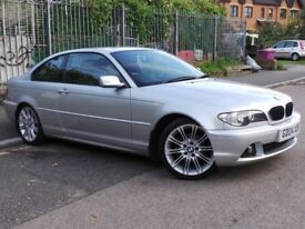 BMW 3 Series 2.0 318Ci Coupe 2dr AUTOMATIC
