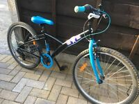 """B-twin Bike - vgc - 24"""" Wheels 6 gears"""