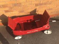 Kids Travel Wagon - RadioFlyer