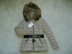 BNWT winter coat size 10-12