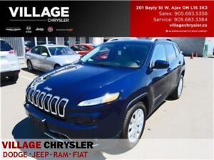 2016 Jeep CherokeeLimited|NAV|LEATHER|BACKUP CAM|REMOTE