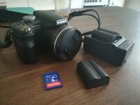 Panasonic Lumix DMC FZ28 Digital Bridge Camera