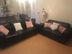 2 x Sofa's for sale . Must go this week. Total price for both £120