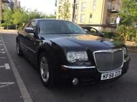 CHRYSLER 300C DIESEL AUTOMATIC **FULL LEATHER ** SAT NAV ** SUN ROOF **