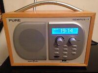 Pure DAB Radio - Tempus 1