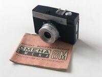Vintage LOMO Smena 8M 35mm Soviet Camera