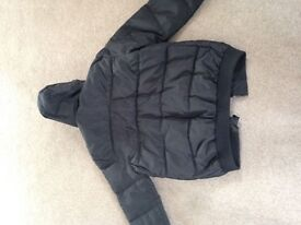JACK JONES BLACK JACKET